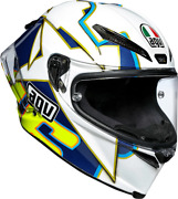 Agv Pista Gp Rr Limited Edition World Title 2003 Helmet 216031d9my00409