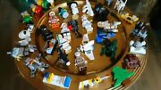 Collectible Lot Of Lego Miniature Figures Star Wars And Disney Things