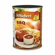 St. Hubert Bbq Gravy Sauce 398ml/13.5oz Can, Imported From Canada