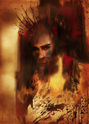 Rare The Hobbit Thranduil Limited Edition Giclee Art Print Plate Signed
