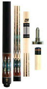 Mcdermott Gallery Collection Cues G2201 - 2019 Cue Of The Year 2/50 Enhanced