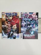 Thor 4 Nm+ 1st Print And 5 2nd Print Cameo And 1st Black Winter 2020 Donny Cates