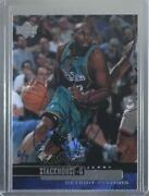 2001-02 Upper Deck Buybacks /7 Jerry Stackhouse 38 Auto