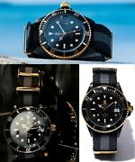 A Bathing Ape Type 1 Bapex Nato Band From Japan New