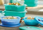 Tupperware Crystalwave Plus Containers Set Of 4