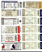 Mike Trout 2010 And 2011 Spring Training 12 Ticket Lot Pre-debut Pre-rookie Angels