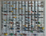 144 Hot Wheels 164 Scale Diecast Display Case Uv Protection Acrylic Ahw64-144