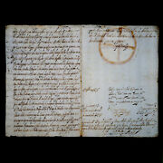 1694 King Charles Ii Spain Signed Document Royal Manuscript Autograph Royalty Es