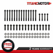 Cylinder Head Bolts For Sbc Engine Small Block Chevrolet Hex Heads 350 383 400