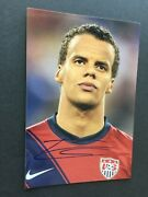 Timothy Chandler Eintracht Frankfurt Usa Signed In-person Photo 4 X 6 Autograph