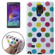 Case Phone Case Telephone Cover For Mobile Phone Samsung Galaxy Note 4 White