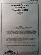 Briggs And Stratton 20 Hp Horiz Twin Vanguard Engine 354400 To 354499 Parts Manual