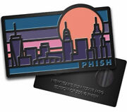 Phish Skyline Pin Msg Nye Run 2017 Limited Edition Official Sold Out Ed Of 750