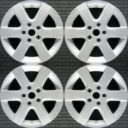 Nissan Altima All Silver 16 Oem Wheel Set 2002 To 2004