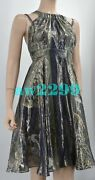 Versace Collection Nwt Iconic Rare Dress Multi Fr 40 Us 6 New