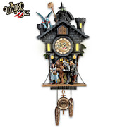 Bradford Exchange Wizard Of Oz Wall Clock With Lights Motion And Sound Ltd Edition