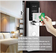 Rfid Hotel Key Cardscompatible With Most Hotel Door Lock Systemscustom Printed