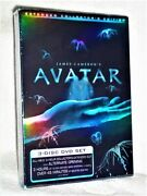 Avatar Dvd, 2010, 3-disc, Extended Collectors Edition James Cameron Slipcover