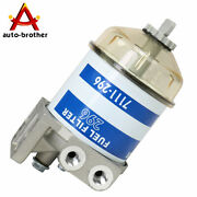 Fuel Filter Assembly Single C5ne9165c For Ford Tractor 2000, 3000, 4000, 5000+