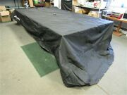 Sun Tracker Party Barge 220 Regency 2014 Pontoon Cover 276 1/2 X 124 Boat