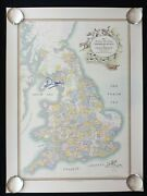 Princess Diana Spencer Signed Document British Royalty Autograph Charles