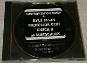 Chuck D And Professor Griff Confrontation Camp 3trk W/ Clean Edits Promo Cd Single
