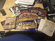 Umkc Basketball Poster Guides Magazines 1987-1994 Lot Of 32