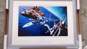 Macross Circus Print Picture Hidetaka Tenjin Signed Limited60 Rare Valkyrie