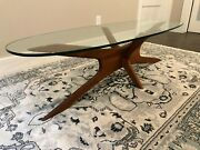 Adrian Pearsall Mid Century Modern Coffee And End Table Local Pick-up Only