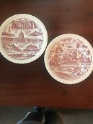 2 Collectable Plates