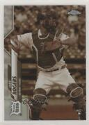 2020 Topps Chrome Sepia Refractor Jake Rogers 47 Rookie