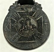 Knights Templar Grand Commandery Of Florida Chicago 1910 Made In Jacksonville