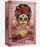Barbie 2020 Catrina The Day Of The Dead Pink Doll White Dress