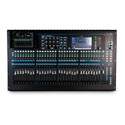 Allen And Heath Qu-32c 38 In/28 Out Compact Digital Mixer Chrome Edition