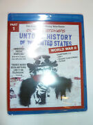 Untold History Of The United States Part 1 World War Ii Blu-ray Ww2 Tv Show New