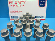20 Wheel Bolts Replace Mercedes Oem 0009905307 Made In Germany
