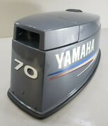 New 6h3-42610-60-4d Yamaha 2003 And Up Top Cowling Engine Cover 70 Hp 3 Cylinder