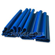 Universal Swimming Pool Above Ground Winter Cover Clips Blue Color - 40 Pack