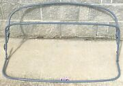 Used Original . '53 - '62 Triumph Tr2 - Tr3b Convertible Top Frame Assembly H720