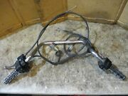 1994 Harley Davidson Electra Glide Classic Handlebar Clutch Throttle Cable Switc