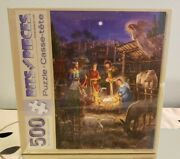 Bits And Pieces Holy Gathering Goodrick-dillon 500 Piece Puzzle Brand New