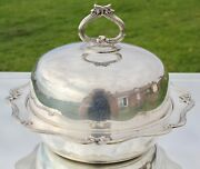 White Star Line Rms Olympic Titanic A'la Carte Style And Era Muffin Dish 1911