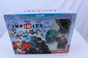 Disney Infinity Starter Pack For Wii U - Includes Video Game And Infinity Base