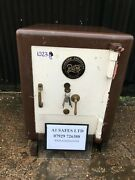Vintage Ratner Safe 1023 Nice Drinks Cupboard Cigar Store House Feature
