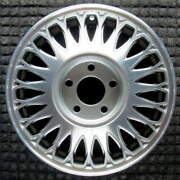 Cadillac Deville Machined 15 Inch Oem Wheel 1994 To 1995