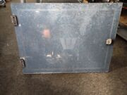 Boat Marine Small Hatch Door With Hinges - Wellcraft - Used