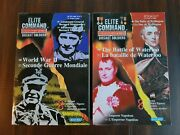 Blue Box Elite Command Diecast Metal Soldiers Ww Ii And The Battle Of Waterloo Lot