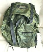 Rus Army Backpack 35l Spn Digi Flora Emr Camo Spetsnaz Nylon Durable Army Issue