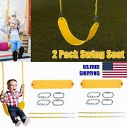 2pack Swing Seat Playground Swing Set Accessories Replacement Outdoor Indoor Us