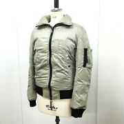 Duvetica Apparel Outer Puffer Down Jacket Beige